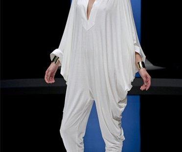 Michalsky: weißer Overall