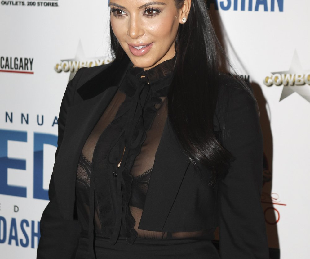 Kim Kardashian lehnt Millionen-Angebot für Babyfotos ab