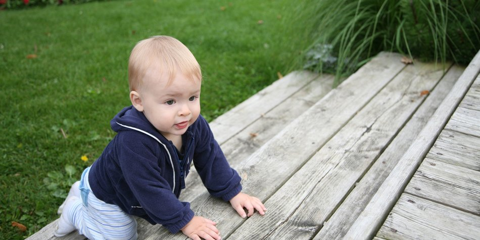 baby, 9 monate alt: alle infos | erdbeerlounge.de, Hause deko