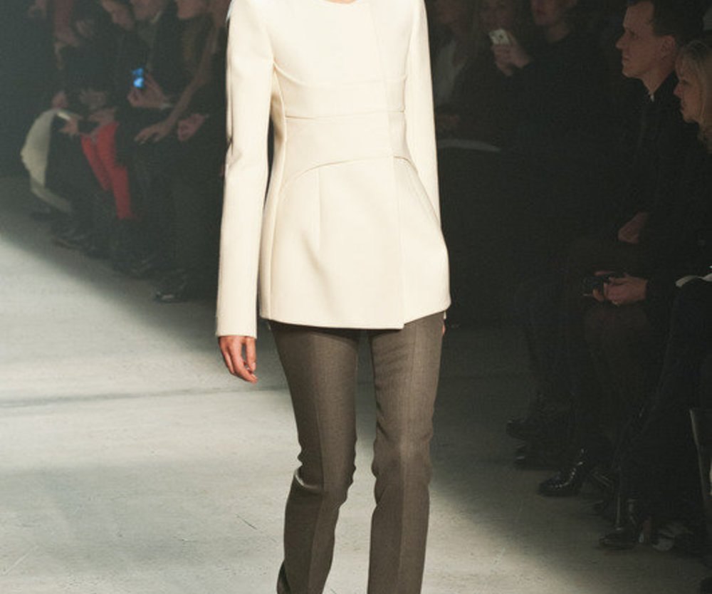 Narciso Rodriguez bei der New York Fashion Week Fall/Winter 2014/15