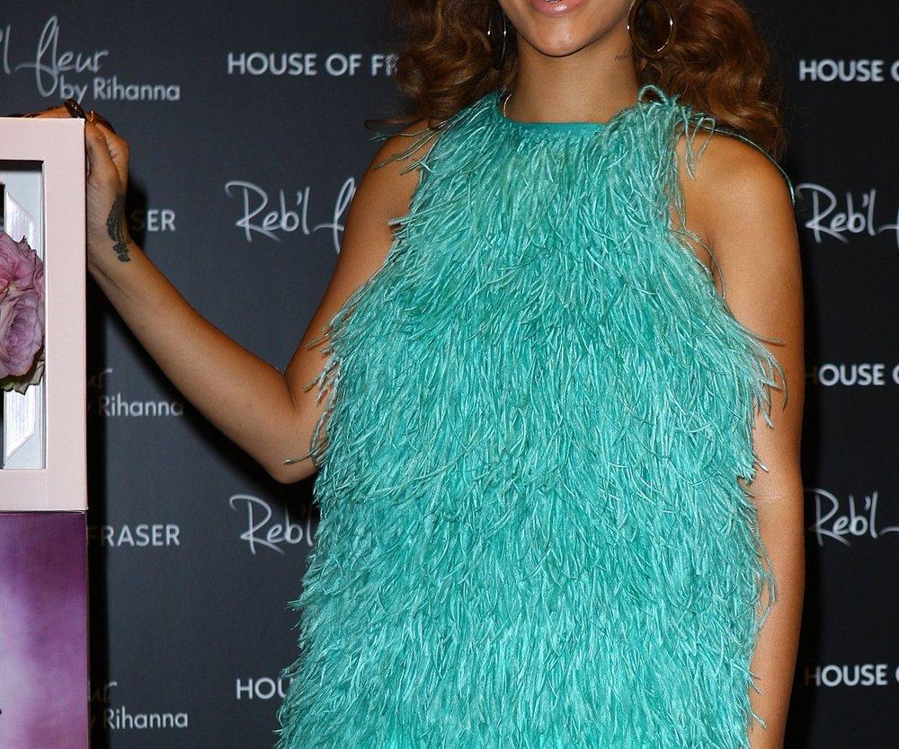 Rihanna feiert zu viel?