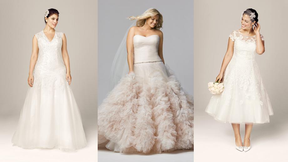 Beste Hochzeits Kleid Für Zierliche Damen Ideen - Kleider und ...
