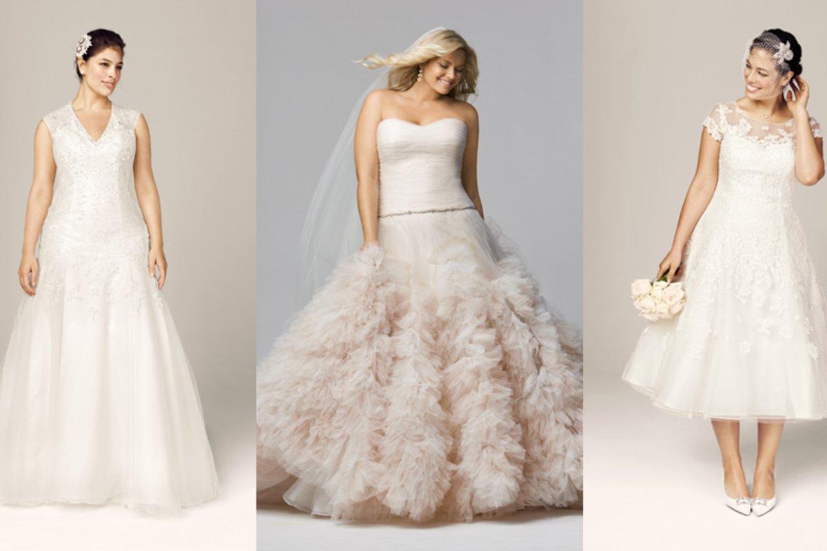 Ja, ich will: Das sind die perfekten Brautkleider für Frauen mit