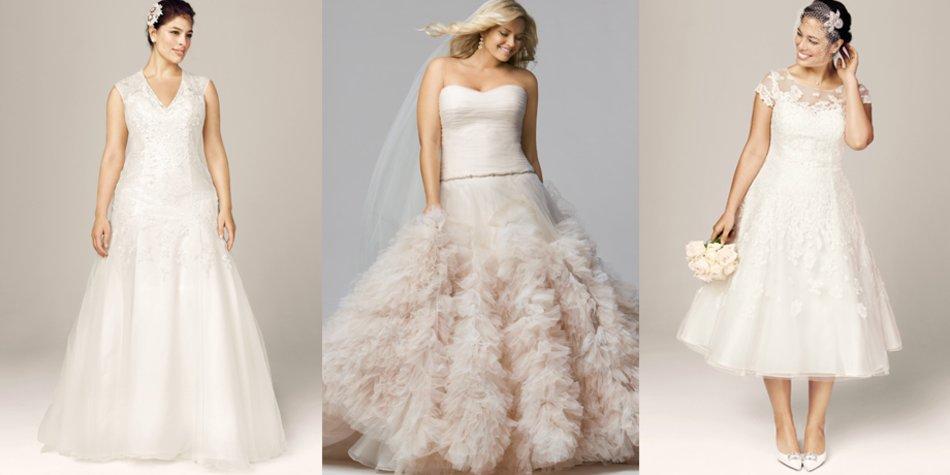 Ja Ich Will Das Sind Die Perfekten Brautkleider Fur Frauen Mit
