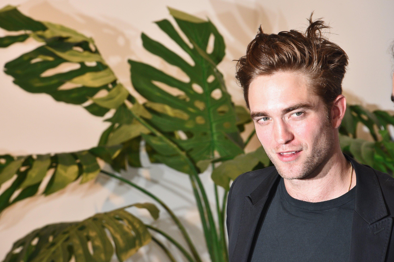 Robert Pattinson ist vollkommen entspannt