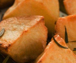 Rosmarinkartoffeln Pfanne
