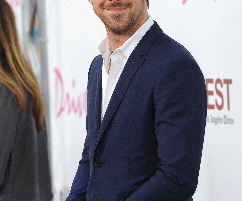 Ryan Gosling weint vor Lachen