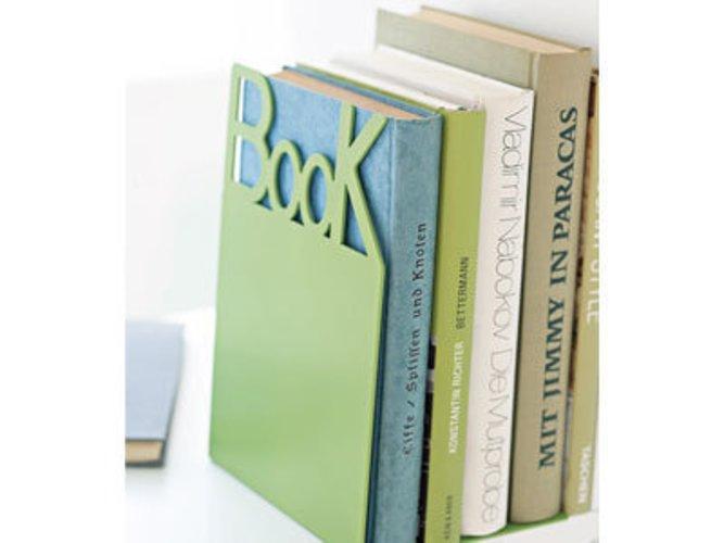 Bücherstütze als Muttertagsgeschenk