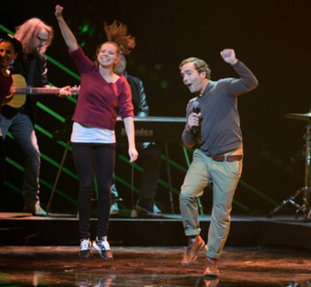 Bundesvision Song Contest Bosse Holt Den Titel Für Niedersachen