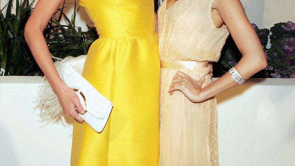 Nicole Richie spricht über Paris Hilton