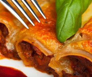 Cannelloni Hackfleisch