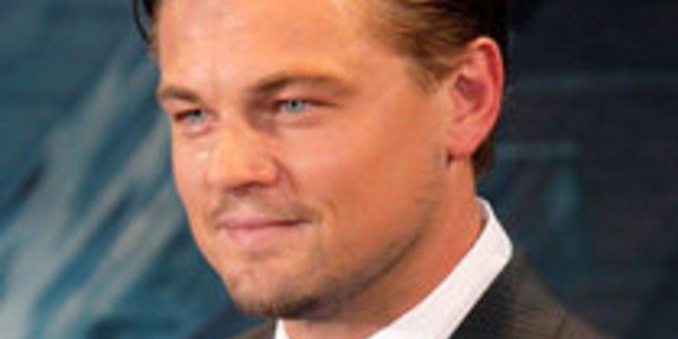 Leonardo DiCaprio: Nach der Notlandung gab es Autogramme