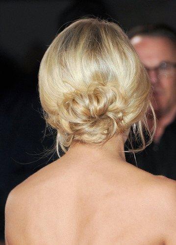 Carrie Underwood von hinten