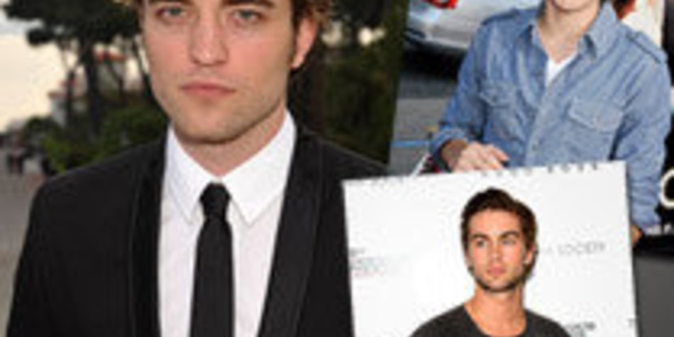 Robert Pattinson, Chace Crawford und Co.:Top Stars unter 25