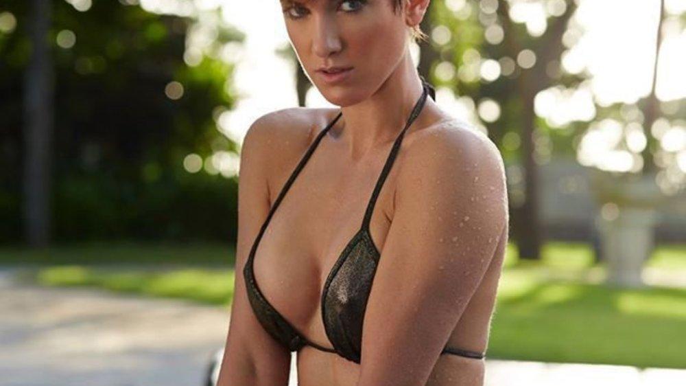 Isabell Horn im Playboy!
