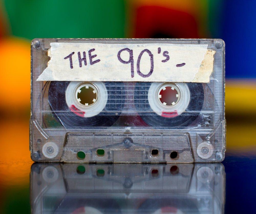 Die 90er vs. Heute