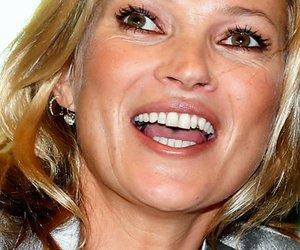 """Kate Moss schreibt für die """"Vogue""""."""