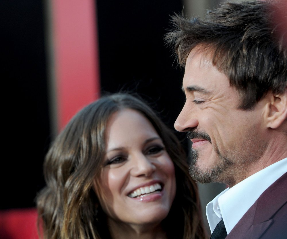 Robert Downey Jr. wird Vater