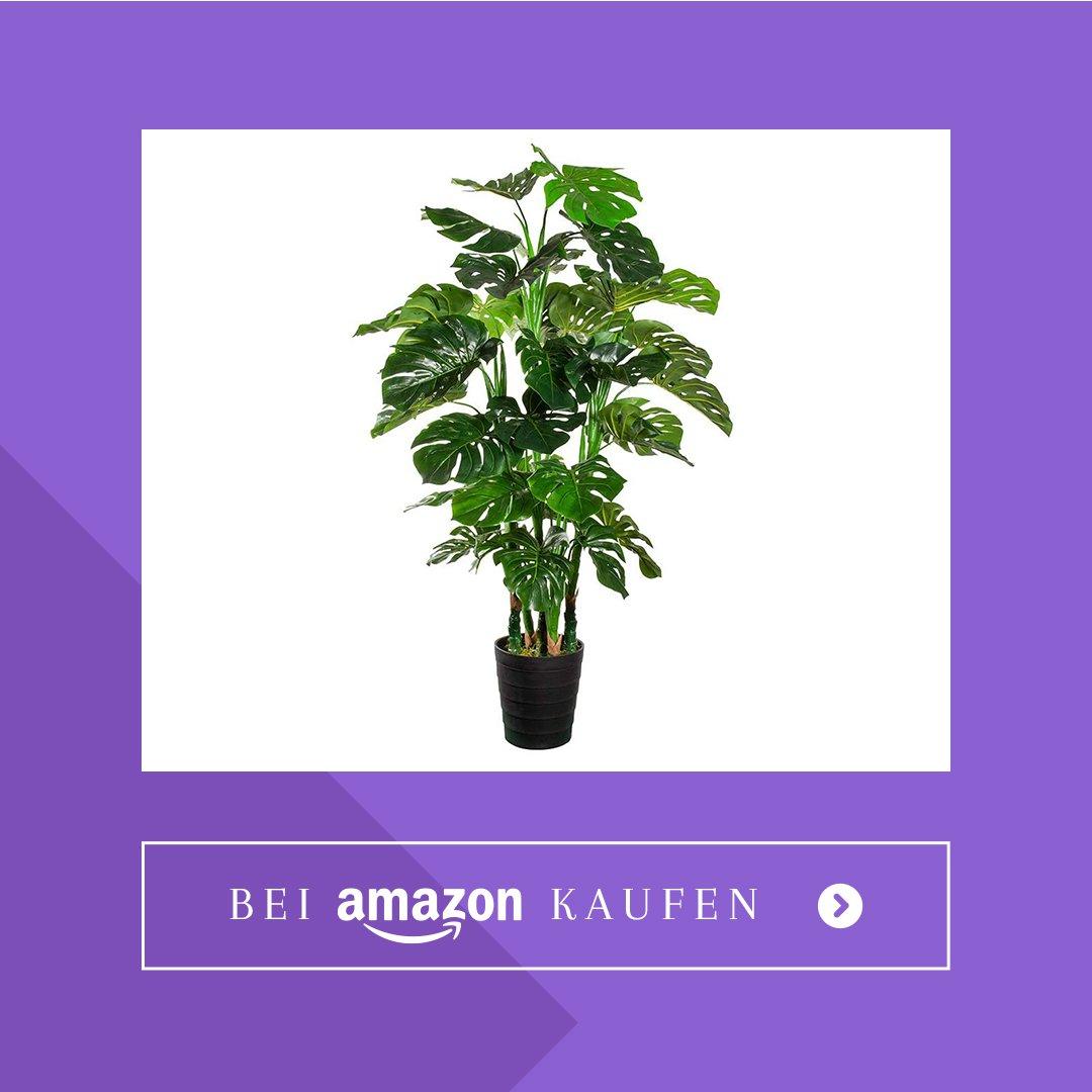 Künstliche Monstera Pflanze