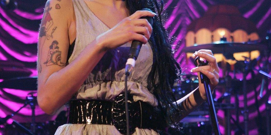 Amy Winehouse hasste ihre Musik