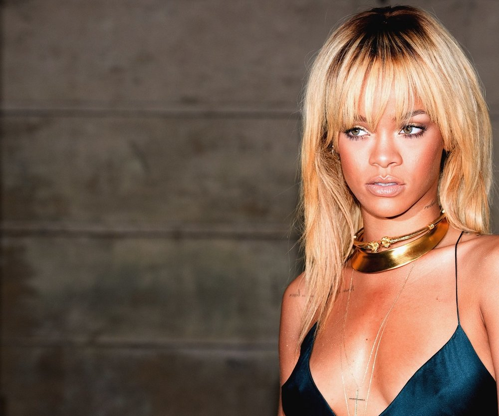Rihanna hatte ein haariges Problem