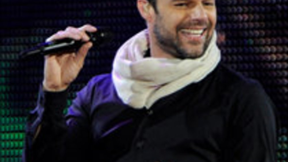 Ricky Martin: The Best Thing About Me Is You