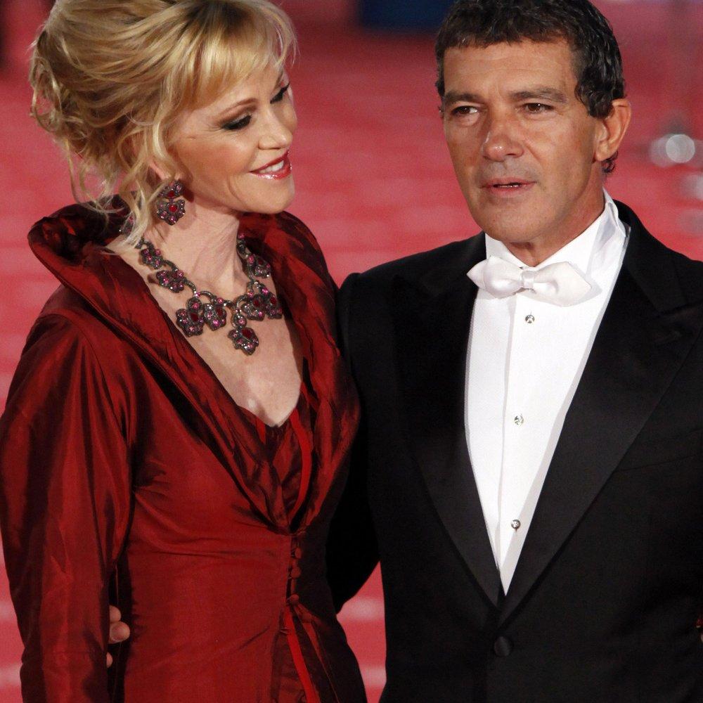 Antonio Banderas und Melanie Griffith: Scheidungsgerüchte sind falsch