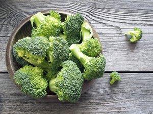 Broccoli ist ein wahres Superfood.