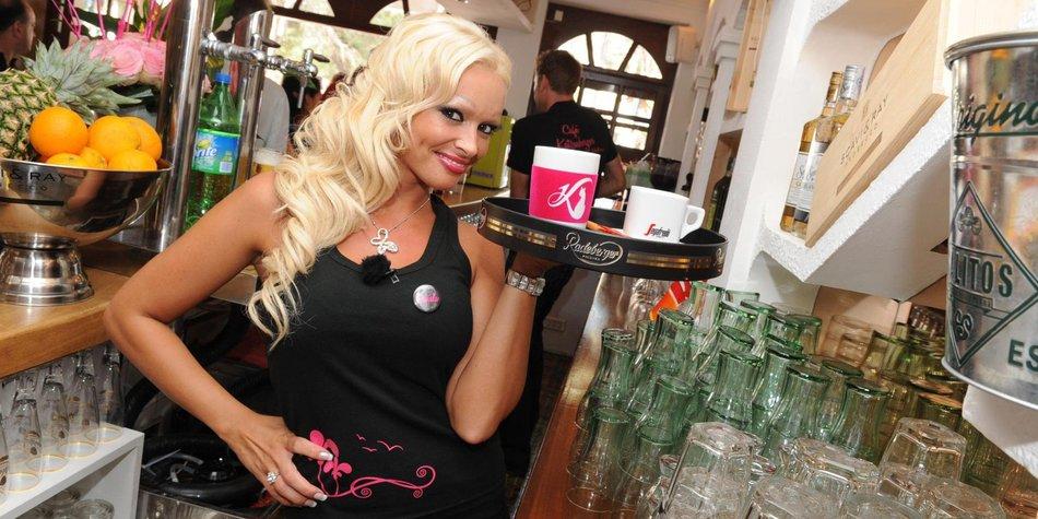 Daniela Katzenberger sieht ihr Singledasein ganz entspannt