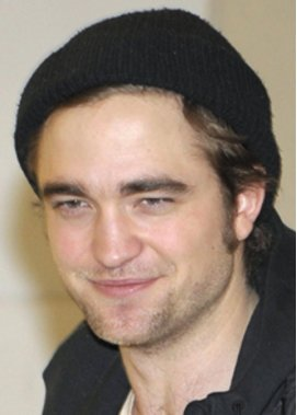 Robert Pattinson ist Hauptdarsteller in Twilight
