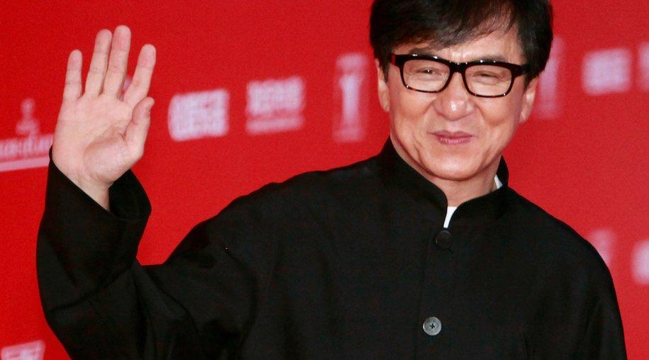 Jackie Chan hat Grund zur Freude
