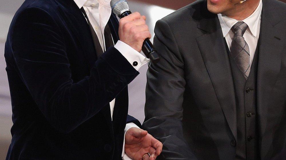 Justin Timberlake beweist sich als Elvis-Imitator