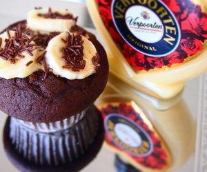 Schoko-Bananen Muffins