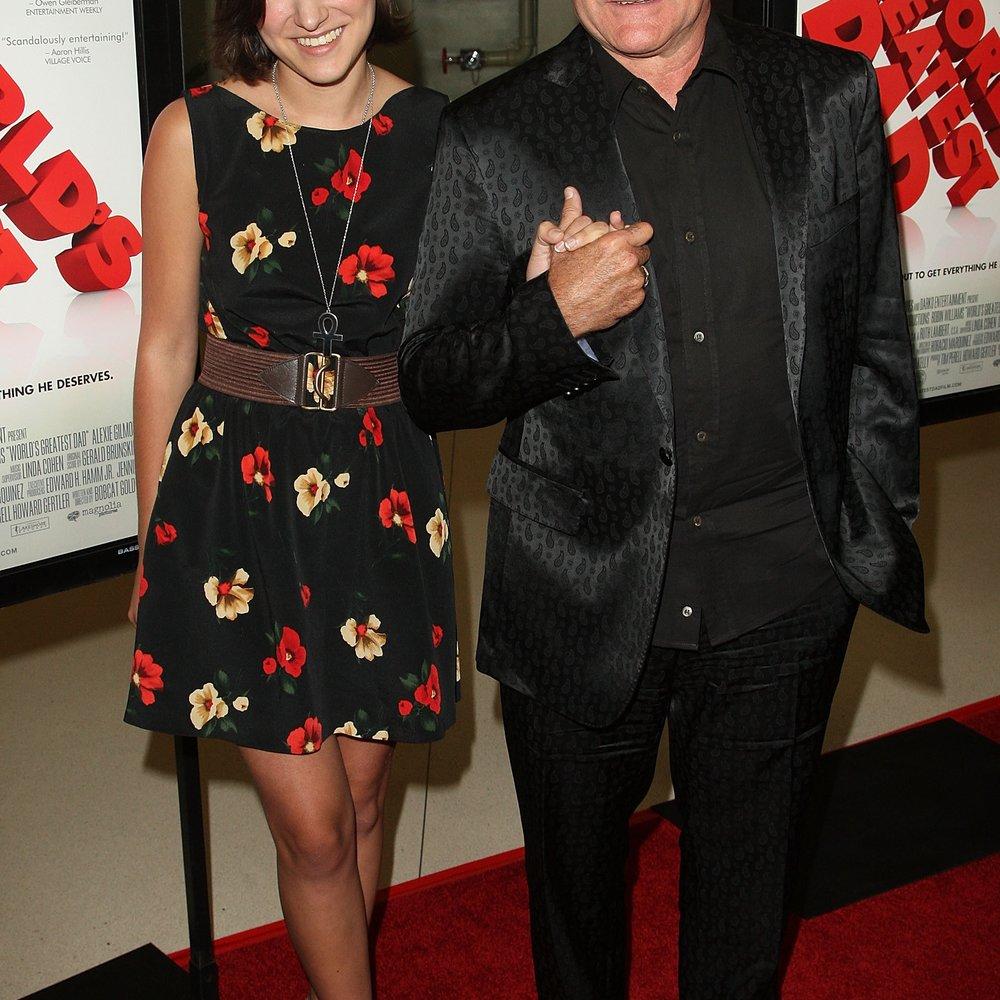 Robin Williams: Tochter trägt Tattoo als Andenken