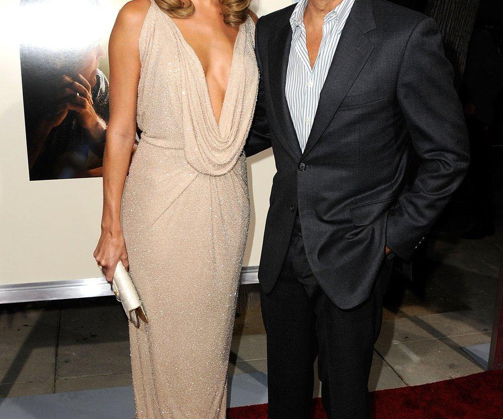 George Clooney und Stacy Keibler: Sexflaute als Trennungsgrund?