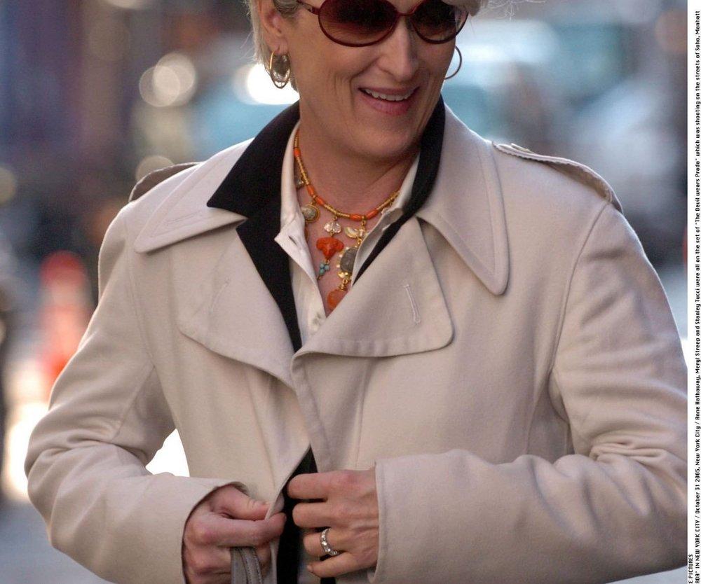 Meryl Streep als höllische Chefin