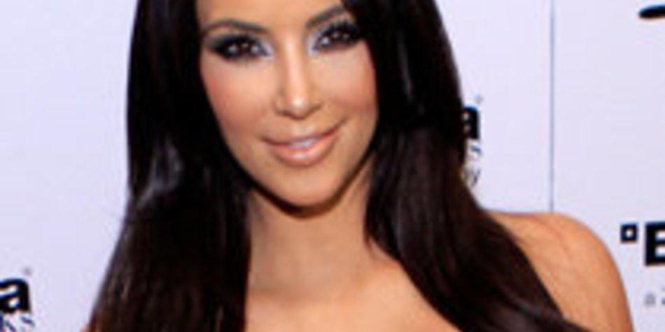 Kim Kardashian: Nackt auf Magazincover