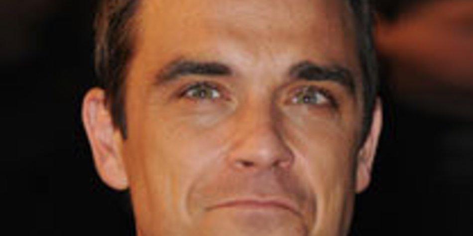 """Robbie Williams bringt """"Popstars""""-Mädchen zum Kreischen"""