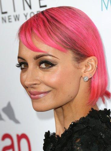 Nicole Richie: Pinker Bob