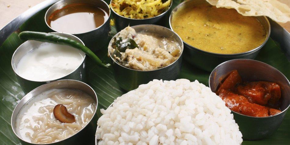 Indisch kochen - Ein Farbenspiel der Sinne
