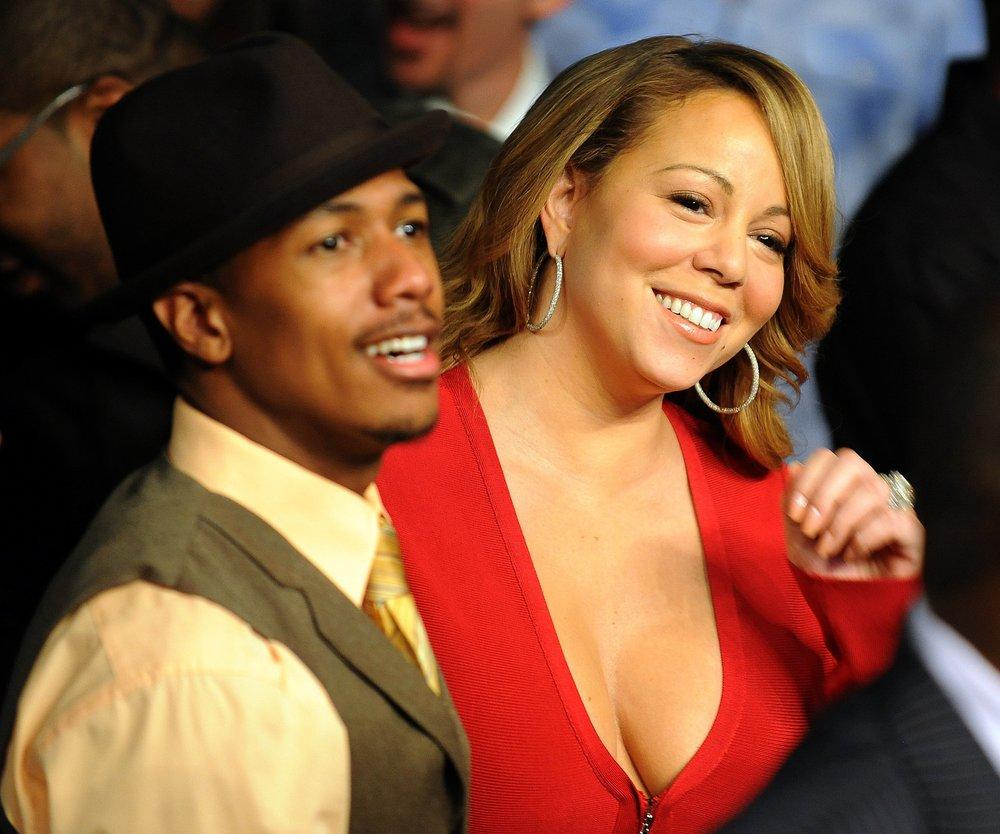 Mariah Carey erhält Geschenk
