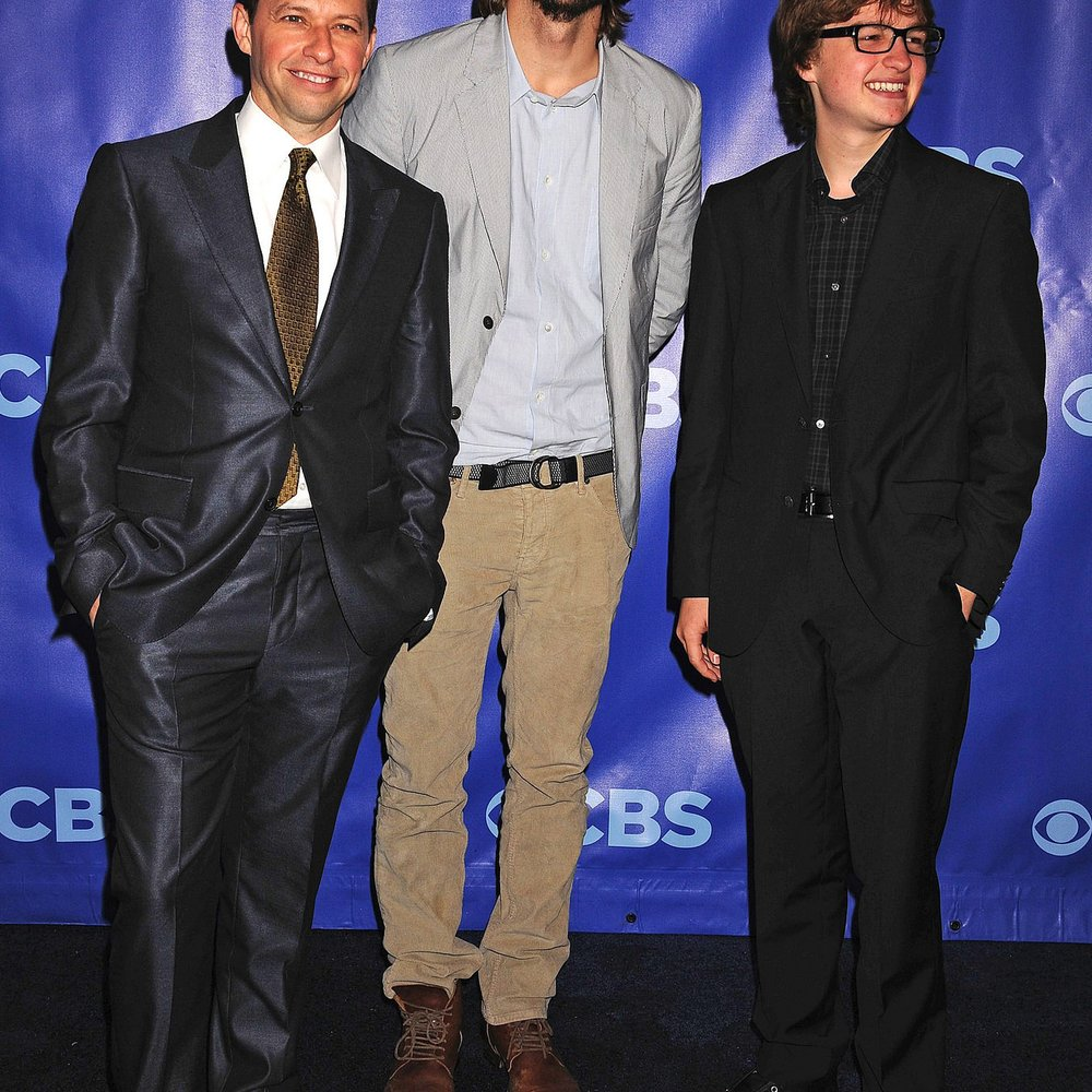 Ashton Kutcher auf Promo Foto