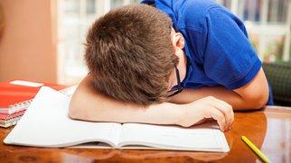 Schulstress