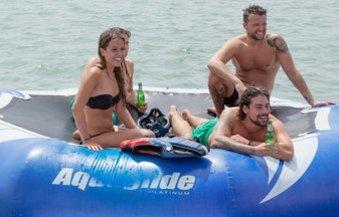 Die Bachelorette mit Patrick, Alex und Florian
