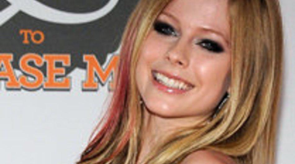 Avril Lavigne ist wieder in festen Händen
