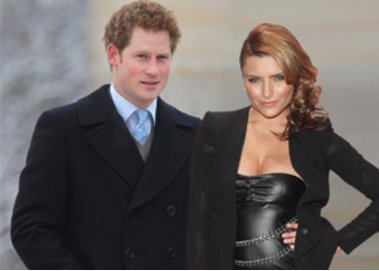 Prinz Harry soll mit Sophia Thomalla geflirtet haben