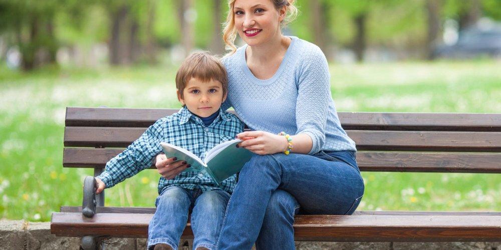 Mutter Kind lesen