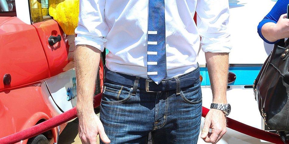 Neil Patrick Harris stürzt auf High Heels
