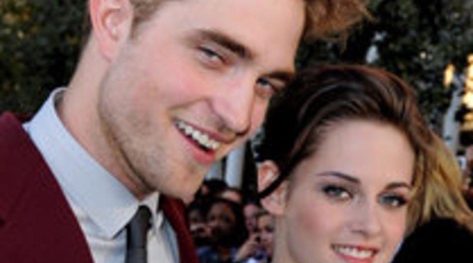 Robert Pattinson & Kristen Stewart: Beziehungs-Aus?