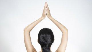 Nackt-Yoga